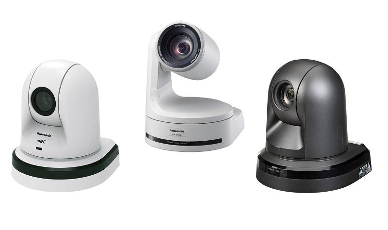 Panasonic PTZ Camera Control