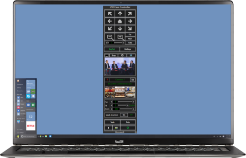 Rocosoft Easy UVCCam UVCPTZ Camera Controller