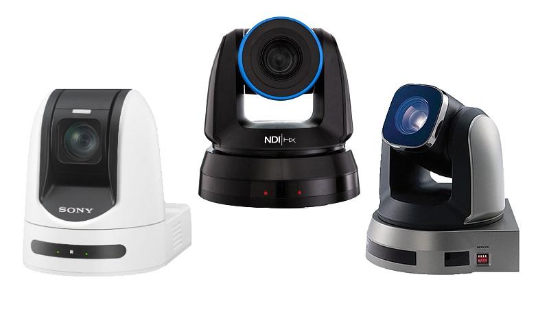 Sony NewTek Lumens PTZ Camera Control