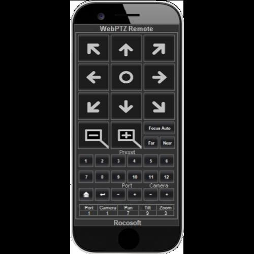 PTZJoy Web Remote